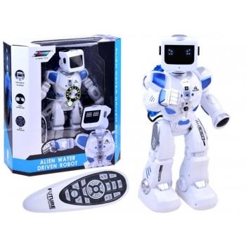 Water Robot на пульте управления на английском языке