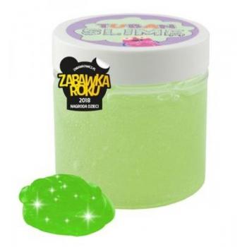 TUBAN Слизь неоново-зелёная с блеском (100грамм)