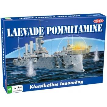Tactic Настольная игра Морской бой