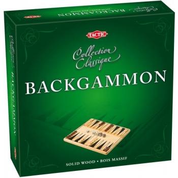 Tactic Настольная игра Backgammon
