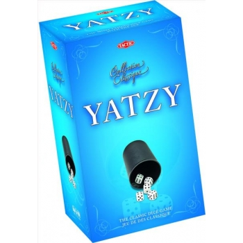 Board game Tactic Yatzy