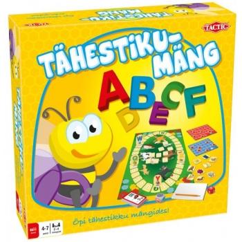 Tactic Настольная игра Алфавит на Эстонском языке