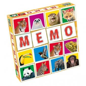 Board game Animals Memo