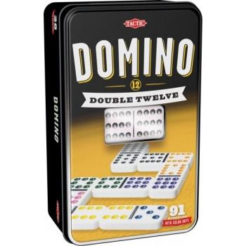 Tactic Настольная игра Домино, входит 91 кость домино