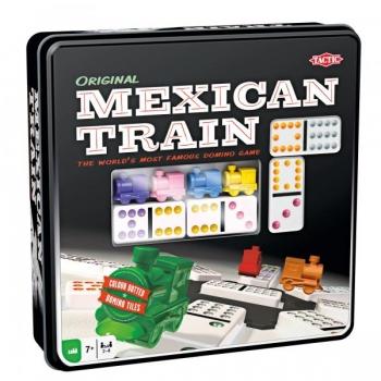 Tactic Настольная игра Мексиканский поезд