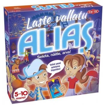 Tactic Настольная игра на Эстонском языке