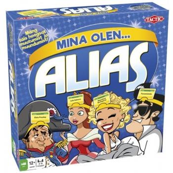 Tactic lauamäng Mina olen Alias