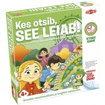 Board game in Estonian Language