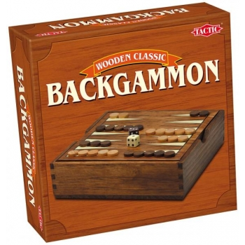 Tactic reisimäng Backgammon