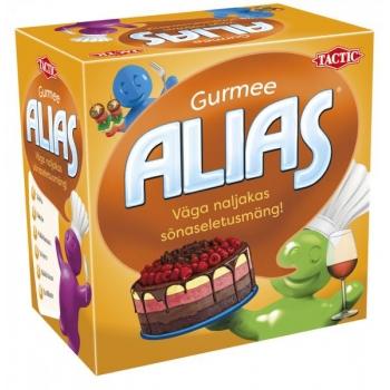 Travel Game Snack Alias GURMEE