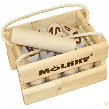 Tactic õuemäng Mölkky puidust kastis