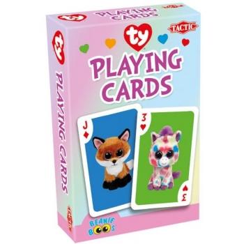 Tactic mängukaardid Ty
