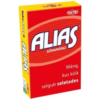 Kaardimäng Alias (eesti keeles)