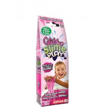 Glitter Slime Play Pink 50g Zimpli Kids