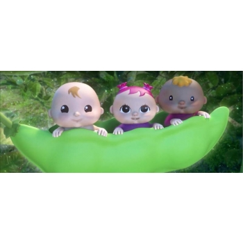 Крошки-Горошки игрушка-сюрприз PEA POD BABIES