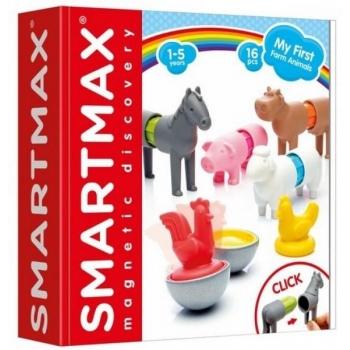 SmartMax Животные 16 деталей