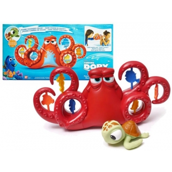 Octopus HANK for bathing Where is Dory