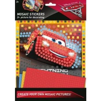 Kleebitav Mosaiik CARS