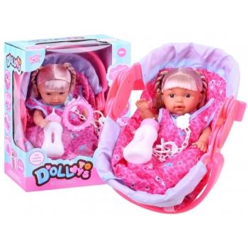 Кукла с переноской