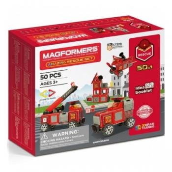 "Magnetkonstruktor Magformers ""Amazing  Rescue Set"""