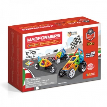 "Magnetkonstruktor Magformers ""Amazing Transform Wheel Set"""