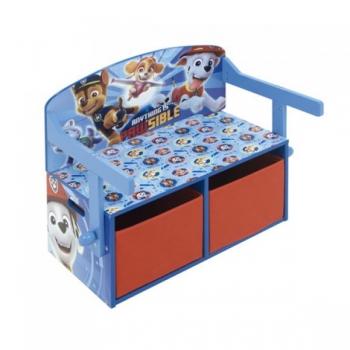 Toybox - Bench PAW PATROL