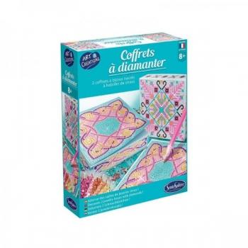 Karpide kaunistamise komplekt/Mosaiik numbrite järgi (läikivad käsitööliitrid)