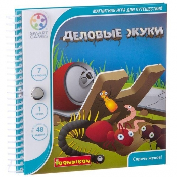 Game Russian language Busy Bugs