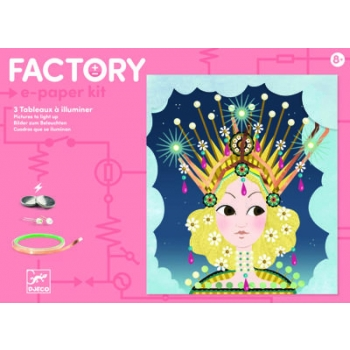 Factory - E-paper kit - Tiaras