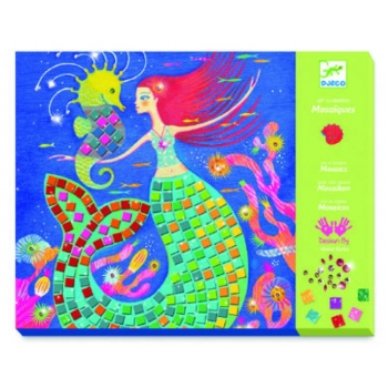 Mosaic kit - The mermaid's song