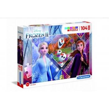 Clementoni Maxi puzzle Super Color  Frozen 2 ,104 pcs