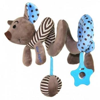 """Spiraal mänguasi """"Hiireke"""" sinine"""