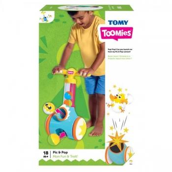 Tomy Каталка с шариками  Pic&Pop