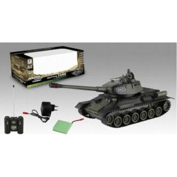 Brimarex Puldiga juhitav Tank T-34 RC akuga