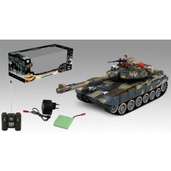 Brimarex Puldiga juhitav Tank T-90 RC akuga