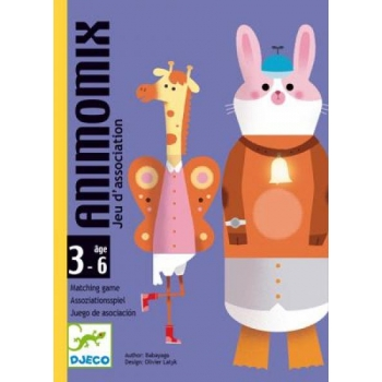 Карточная игра - Animomix