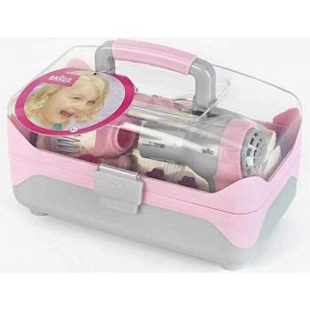 Klein Beauty case with  hairdryer Braun