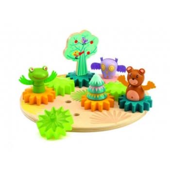 Wooden puzzle - Woodytwist