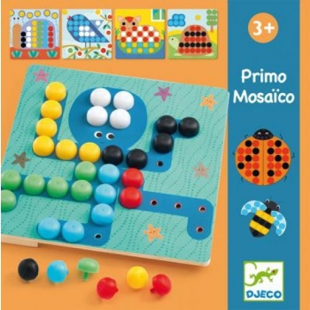 Educational game - Primo Mosaico