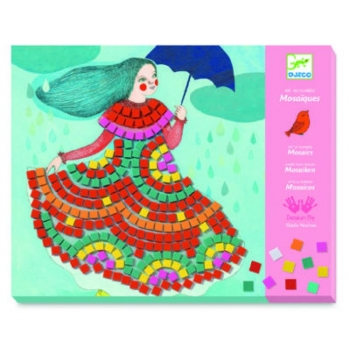 Mosaic kit - Party dresses