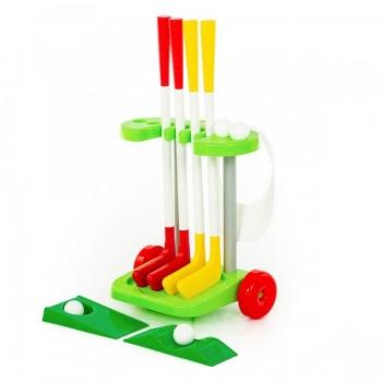 Golf playset, 11 pieces Polesie