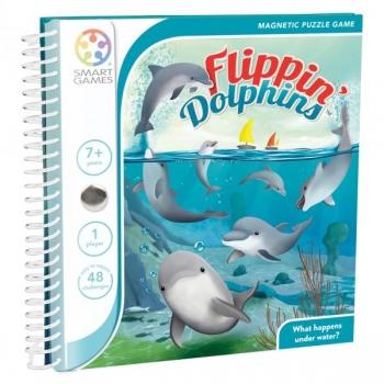 SmartGames reisimäng Flippin´ Dolphins