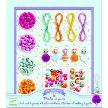 Beads and jewellery - Beads and figurines