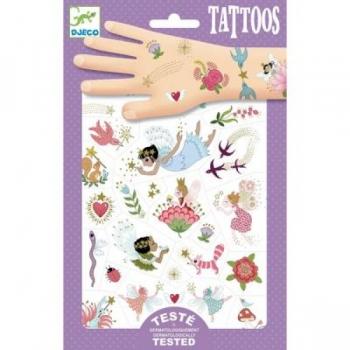 Tattoos - Fairy friends