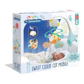 Clementoni baby Sweet Cloud Cot Mobile