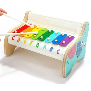 Eight Tones Elephant Xylophone Top Brights