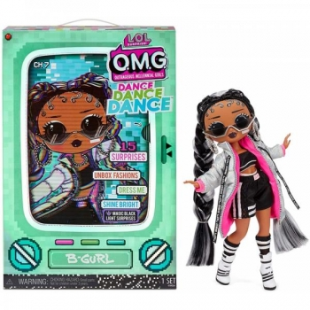 L.O.L. SURPRISE - LOL КУКЛА OMG Dance Dance Dance B-Gurl Fashion Doll