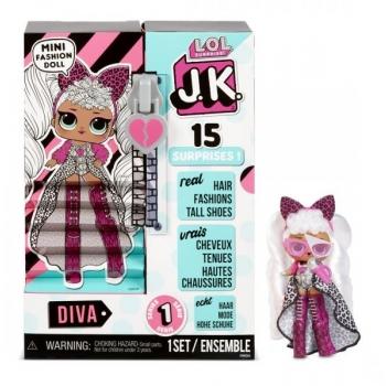 LOL Surprise! JK Diva Mini Fashion Doll MGA