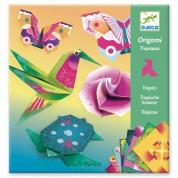Оригами Тропики.