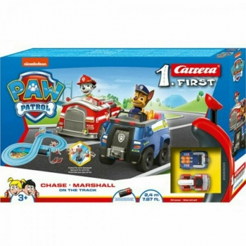 Carrera 1. First Paw Patrol Chase - Marshal On the Track 2,4m